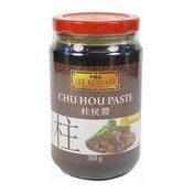 Chu Hou Paste (Sauce) (李錦記柱侯醬)