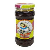 Mushroom With Fermented Soybean Sauce (Spicy) (飯掃光香菇豆豉醬(香辣))