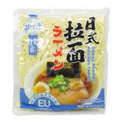 Japanese Style Ramen Noodles (日式拉麵)