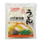 Instant Japanese Style Fresh Udon Noodles (新鮮烏冬)