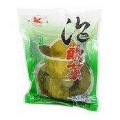 Pickled Sour Green Mustard (天馬泡酸菜)