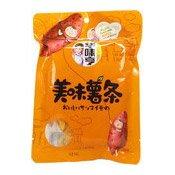 Sweet Potato Strips (華味亨美味紅薯條)