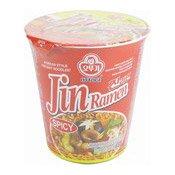 Jin Ramen Cup Noodles (Spicy) (真拉麵杯麵 (辣味))