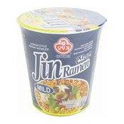 Jin Ramen Cup Noodles (Mild) (真拉麵杯麵 (微辣))