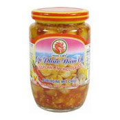 Eggplant In Chilli Sauce (Aubergine Ca Phao Dam Ot) (甜酸辣青茄子)