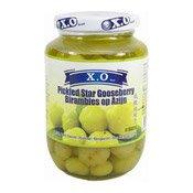 Pickled Star Gooseberry (X.O牌鹹酸油柑子)