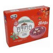 Red Bean, Lotus & Lily Dessert (寶之素紅豆蓮子百合甜品)