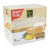 Instant Ginger Drink (10 Sachets) (即沖薑晶)