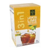 Lemon Lime Thai Tea Mix (7 Sachets) (即冲泰式檸茶)