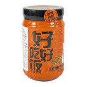Oatmeal Green Chilli Sauce (海底撈燕麥青辣椒醬)