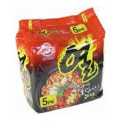 Yeul Ramen Instant Noodles Multipack (Hot) (熱拉麵)