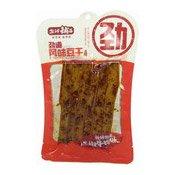 Dried Beancurd Snack (Spicy) (勁道風味豆乾 (爆椒牛肉))
