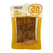 Dried Beancurd Snack (Five Spice) (勁道風味豆乾 (五香排骨))