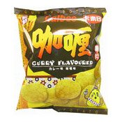 Potato Chips Crisps (Curry Flavour) (卡樂B咖喱味薯片)