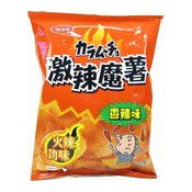 Potato Chips Crisps (Hot Chilli Flavour) (激辣魔薯片)