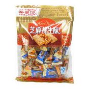 Sesame & Peanut Crisp (芝麻花生酥)