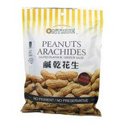 Peanuts (Salted) (元宝鹹乾花生)