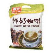 Coconut Coffee Powder (20 Sachets) (春光椰奶咖啡)