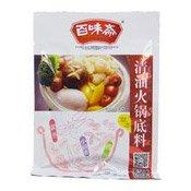 Seasoning Sauce For Hot Pot (百味齋清油火鍋底料)