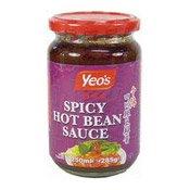 Spicy Hot Bean Sauce (楊協成辣豆瓣醬)