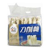 Knife Cut Noodles (刀削麵)