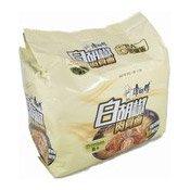 Instant Noodles Multipack (White Pepper Pork Ribs) (康師傅白胡椒肉骨麵)