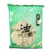 Yu-Mien Noodles (壽桃油麵)