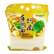 Henan Noodles (望鄉河南手擀麵)