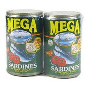 Sardines In Tomato Sauce Multipack (茄汁沙丁魚)