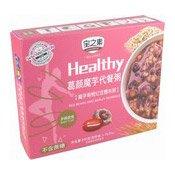 Red Beans & Barley Porridge Dessert (寶之素魔芋葛根紅豆薏米粥)
