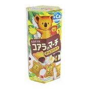 Koala's March Biscuits (Choco Banana) (樂天熊仔餅(香蕉朱古力))