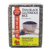 Thai Black Glutinous Rice (黑糯米)