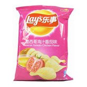 Potato Chips Crisps (Mexican Tomato Chicken Flavour) (樂事薯片(雞汁番茄))