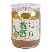 Plum Liquor Nigori Umeshu (Liqueur) (12.5%) (日本梅酒)