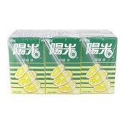 Lemon Tea Drink Multipack (陽光檸檬茶)