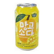 Mango Flavoured Sparkling Drink (芒果汽水飲品)