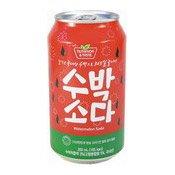 Watermelon Flavoured Sparkling Soda Drink (西瓜汽水飲品)