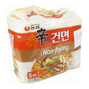 Shin Ramyun Dried Noodles Multipack (農心辛辣非油炸乾麵)