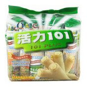 101 Plus Rice Rolls (12 Multigrains) (榖物棒)