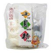 Potato Noodles (Soy Sauce Flavour Tu Dou Fen) (佬長坊蕎麥冷麵)
