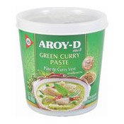 Green Curry Paste (綠咖喱)
