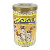 Superstix Wafer Sticks (Mocha) (咖啡蛋卷)