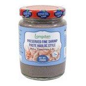 Preserved Fine Shrimp Paste Hauloc Style (Mam Tom Hau Loc) (蝦醬)