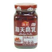 Preserved Red Beancurd Furu (海天紅腐乳)