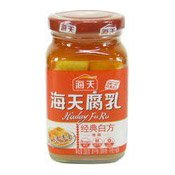 Preserved White Beancurd Furu (Spicy) (海天辣腐乳)