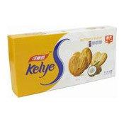 Kelye Coconut Butterfly Pastry (椰子蝴蝶酥)