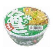 Midori No Taniki Soba Instant Bowl Noodles (天婦羅蕎麥碗麵)