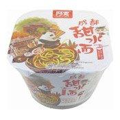 Chengdu Sweet Instant Noodles Bowl (阿寬成都甜水麵)
