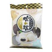 Marshmallow Daifuku Mochi Rice Cakes (Sesame) (皇族芝麻棉大福)