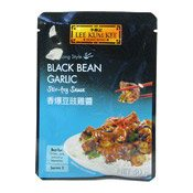 Black Bean Garlic Stir Fry Sauce (Hong Kong Style) (李錦記香爆豆鼓雞醬)